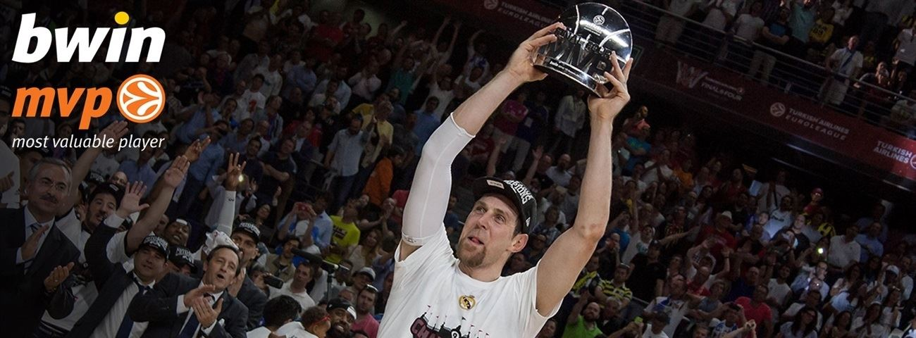 Nocioni named bwin MVP of Euroleague Final Four