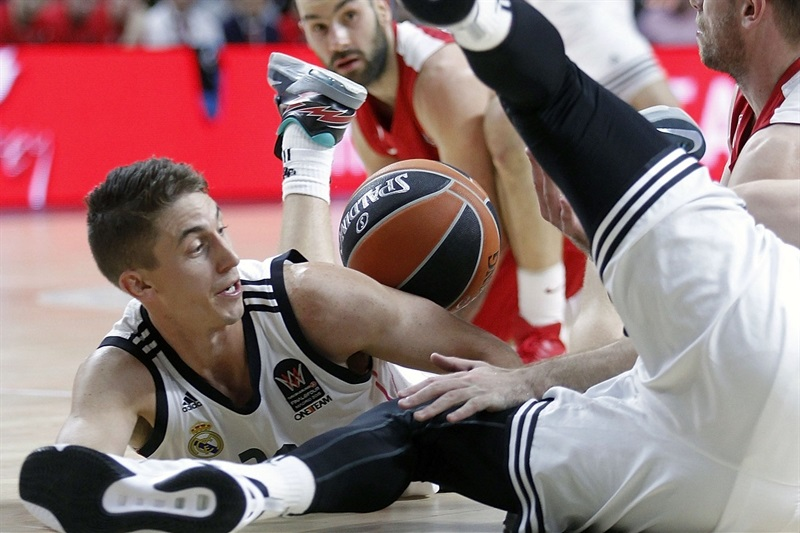 Jaycee Carroll - Real Madrid - Final Four Madrid 2015 - EB14