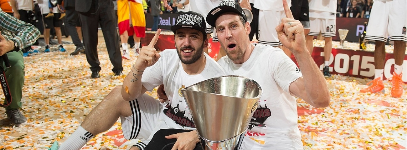 Madrid makes 2014-15 a season to remember
