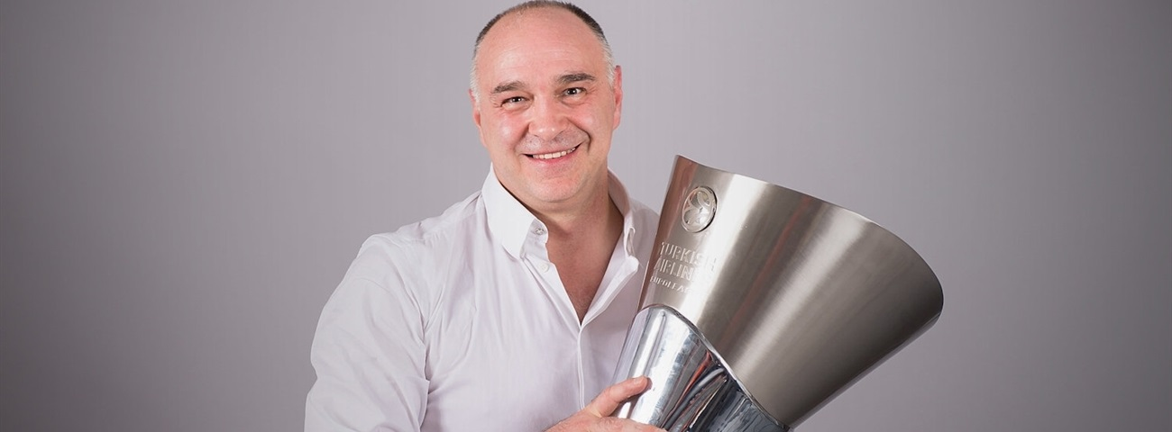Tribute to the 2014-15 champs: Pablo Laso!