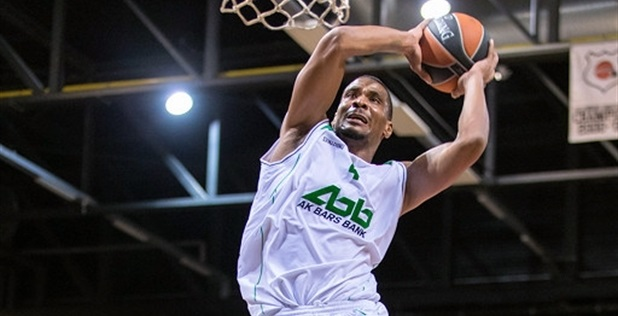 James White - Unics Kazan - Qualifying Rounds 2014 (photo Filip Vanloocke)