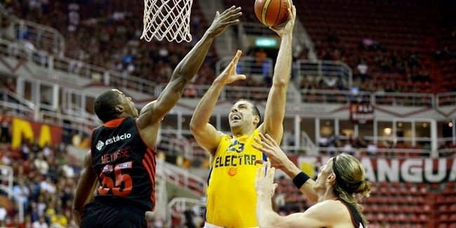 Galatasaray signs veteran center Maric