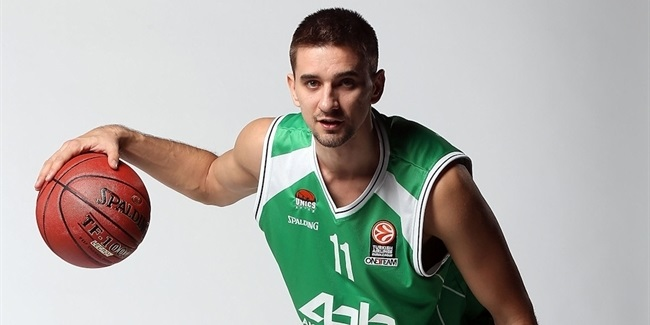 Unics Kazan keeps forward Likhodey
