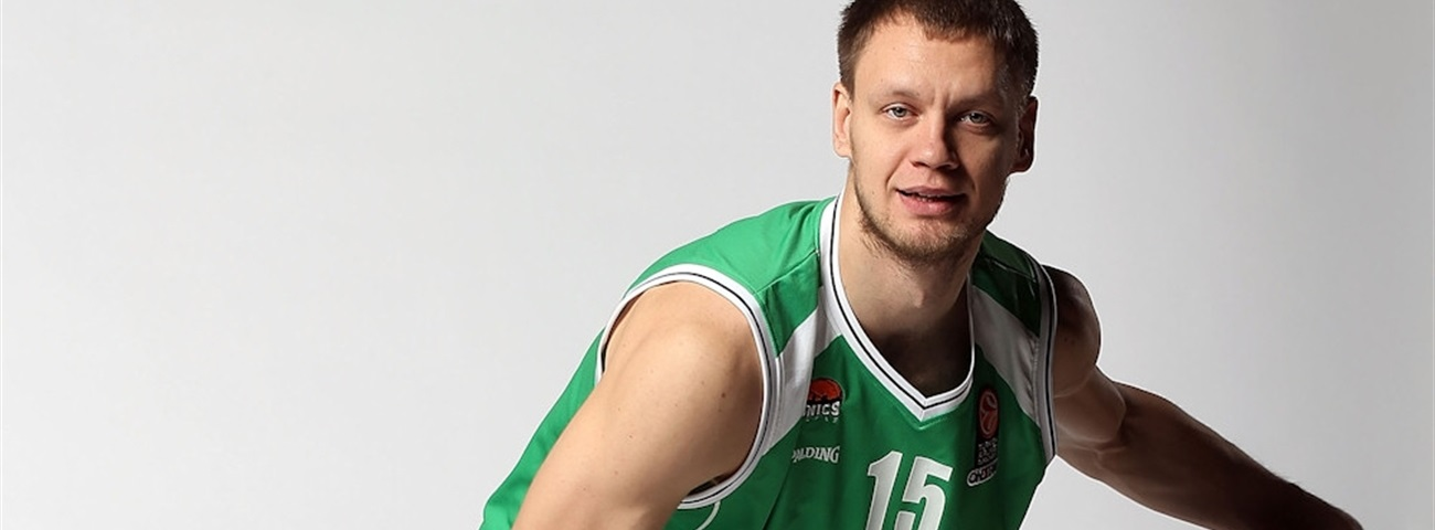 Nizhny adds experienced big man Gubanov