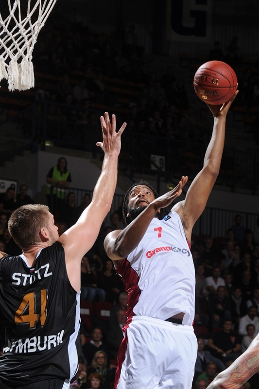 Randal Falker - SLUC Nancy - EC14 (photo SLUC Nancy)