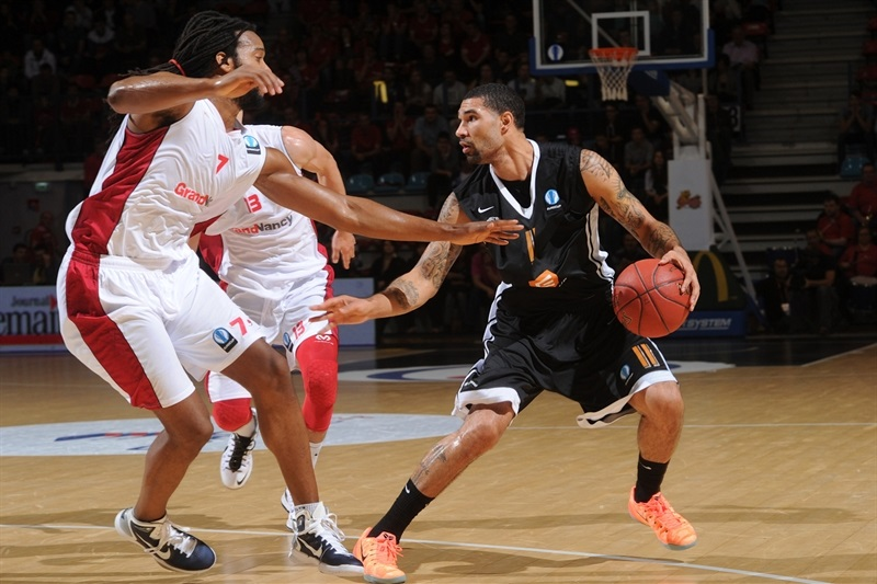 Tre Simmons - CEZ Nymburk - EC14 (photo SLUC Nancy)