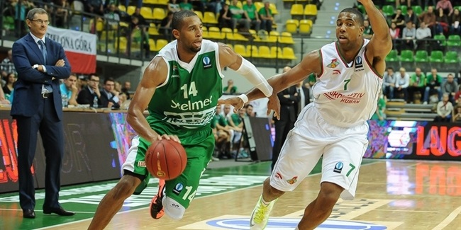 Krasny Oktyabr brings in small forward Hosley