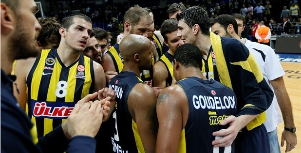 Players Fenerbahce Ulker Istanbul - EB14
