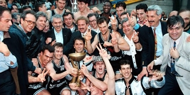 The Club Scene: PAOK Thessaloniki