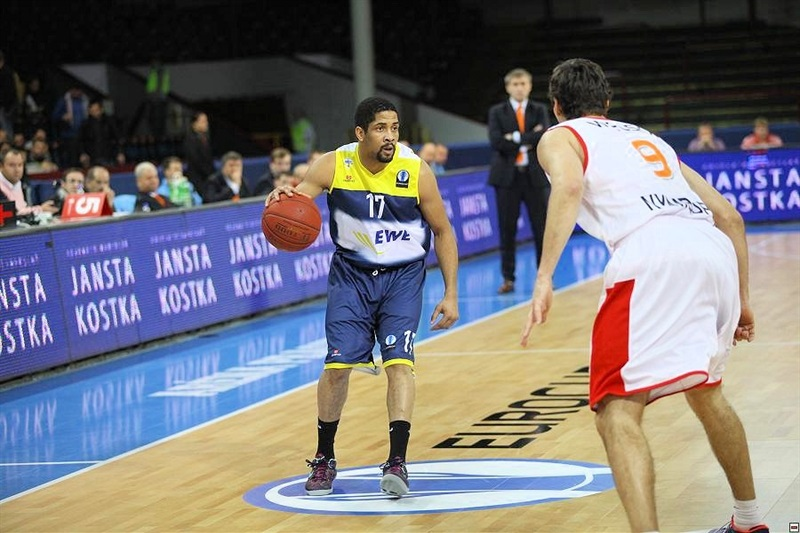Tywain McKee - EWE Baskets - EC14 (photo CEZ Nymburk)