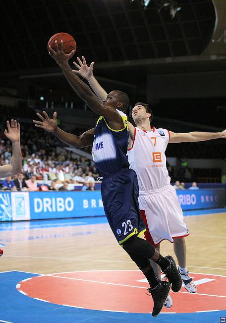 Rickey Paulding - EWE Baskets - EC14 (photo CEZ Nymburk)