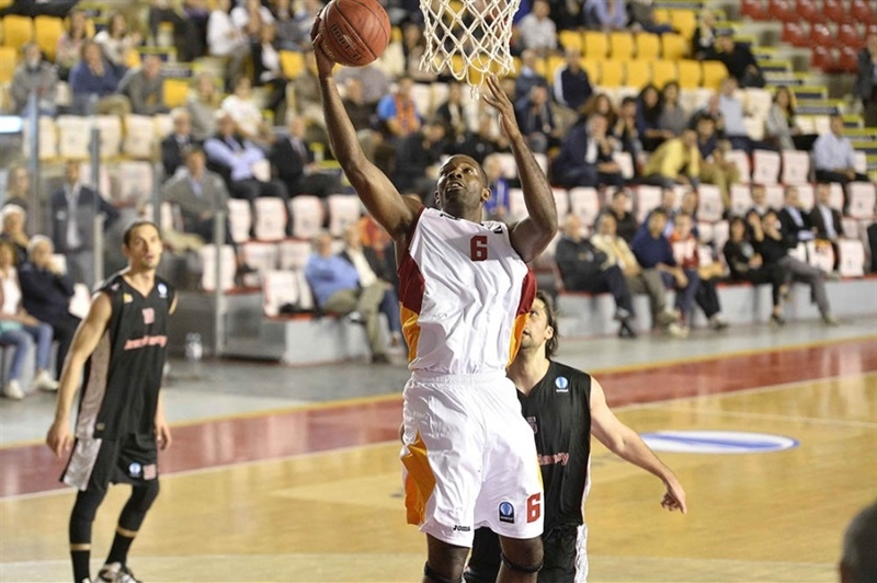 Bobby Jones - Virtus Rome - EC14 (photo Virtus Rome)