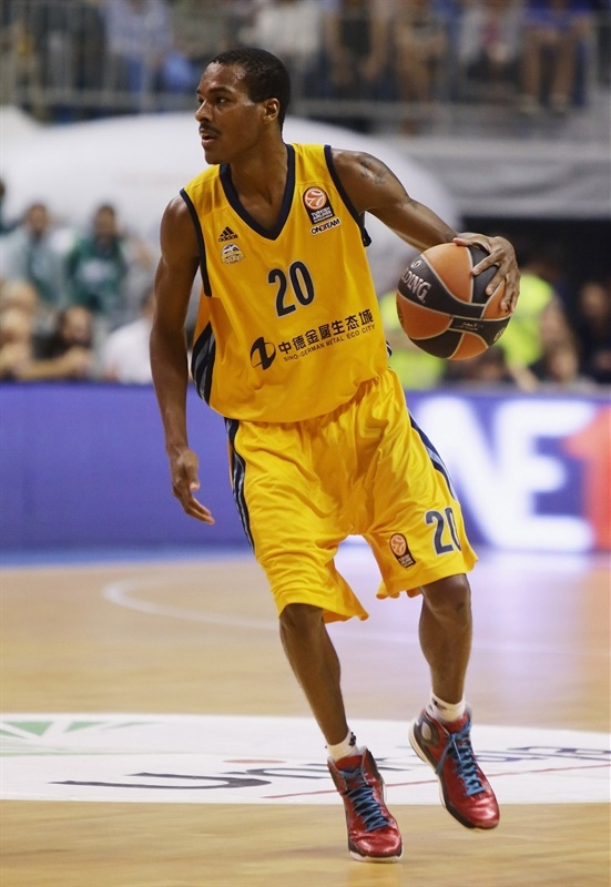 Alex Renfroe - Alba Berlin