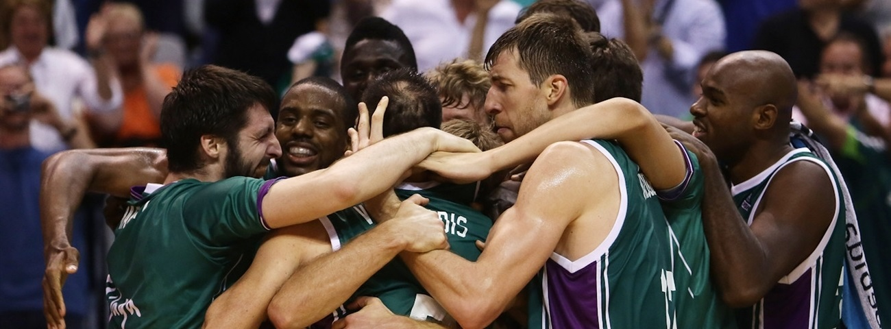 Top 16 team focus: UNICAJA MALAGA