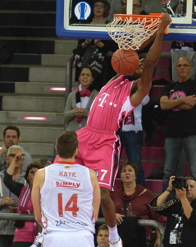 Ryan Brooks - Telekom Basket Bonn - EC14 (photo Telekom Bonn)