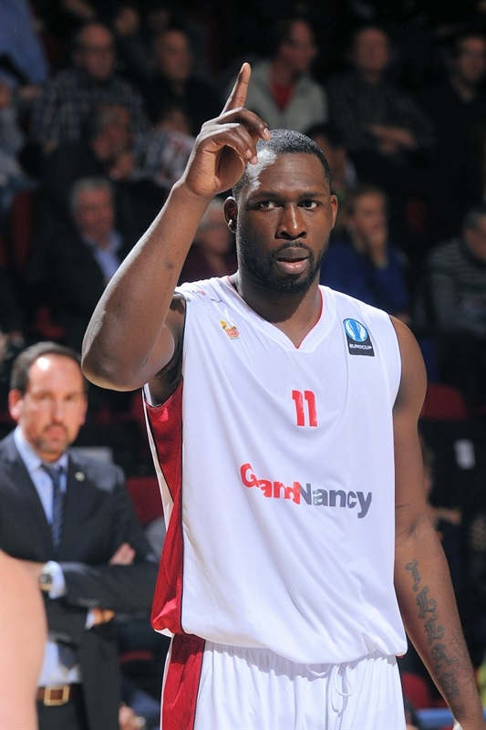 Florent Pietrus - SLUC Nancy - EC14 (photo SLUC Nancy)