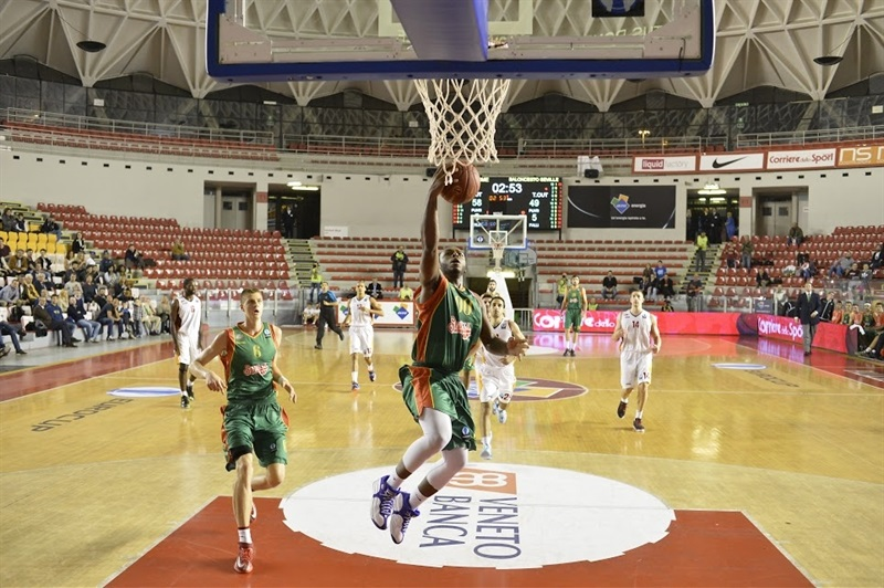 Jacob Pullen - Baloncesto Seville - EC14 (photo CB Seville)