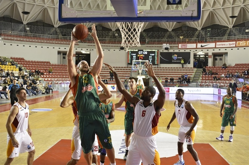 Dane Watts - Baloncesto Seville - EC14 (photo CB Seville)