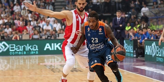 Olympiacos signs scoring ace Buycks