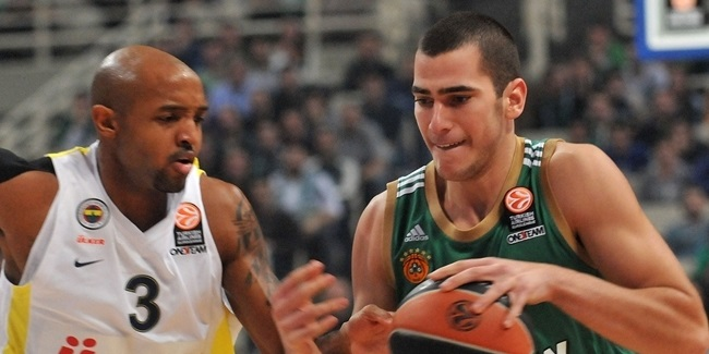 Panathinaikos welcomes back Bochoridis