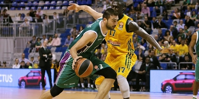 Unicaja loses Vasileiadis for at least a month