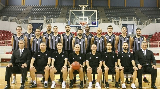 Paok thessaloniki welcome to euroleague basketball for Paok salonique basket