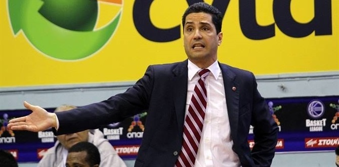 Olympiacos tabs Sferopoulos as head coach