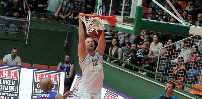 Veremeenko becomes new Eurocup rebounding king!