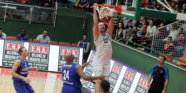 Inside the quarterfinals: Paris Levallois vs. Banvit Bandirma
