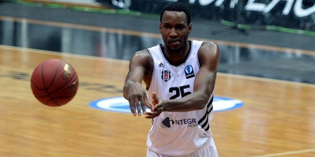 Krasny Oktyabr inks power forward Johnson