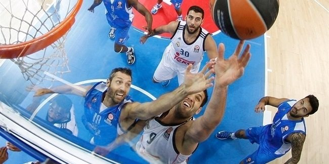 Felipe Reyes becomes Euroleague's new rebounding king