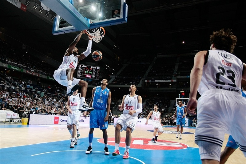 Marcus Slaughter - Real Madrid - EB14