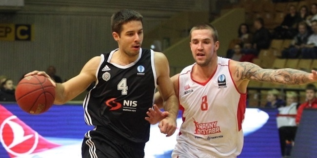 PAOK signs guard Milenko Tepic