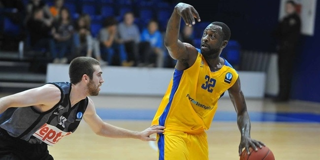 Chatman is new Eurocup scoring king