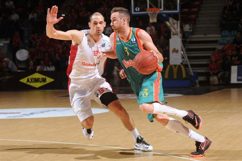Alex Urtasun - Baloncesto Seville - EC14 (photo SLUC Nancy - Christopher Courtois)