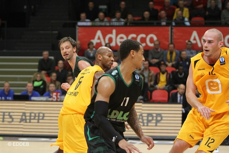 Edwin Jackson - ASVEL Lyon - EC14 (photo Telenet Ostend - EDDEB)