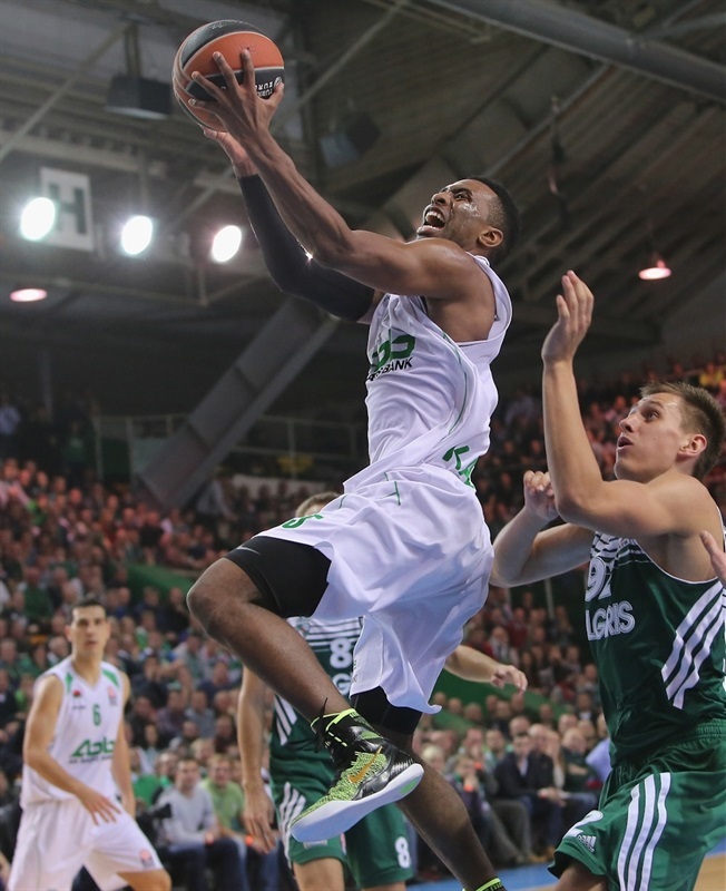 Keith Langford - Unics Kazan - EB14