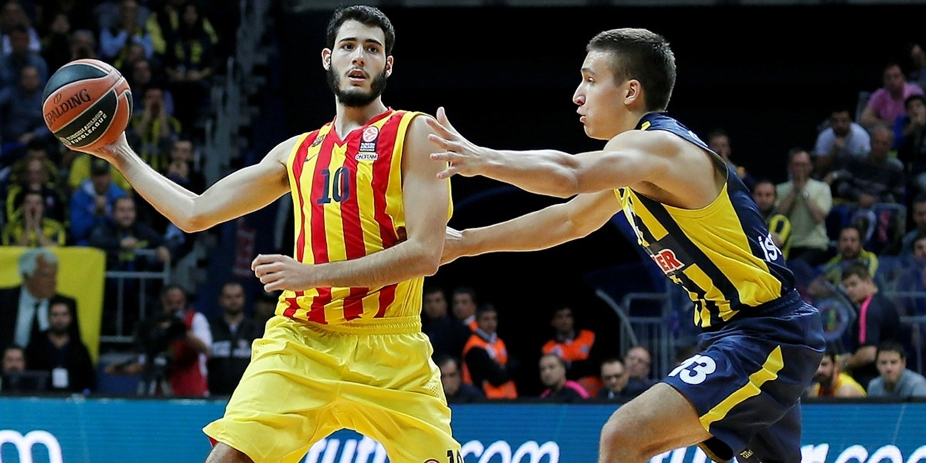 Barcelona locks up Abrines through 2019