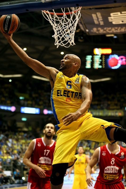 Devin Smith - Maccabi Electra - EB14
