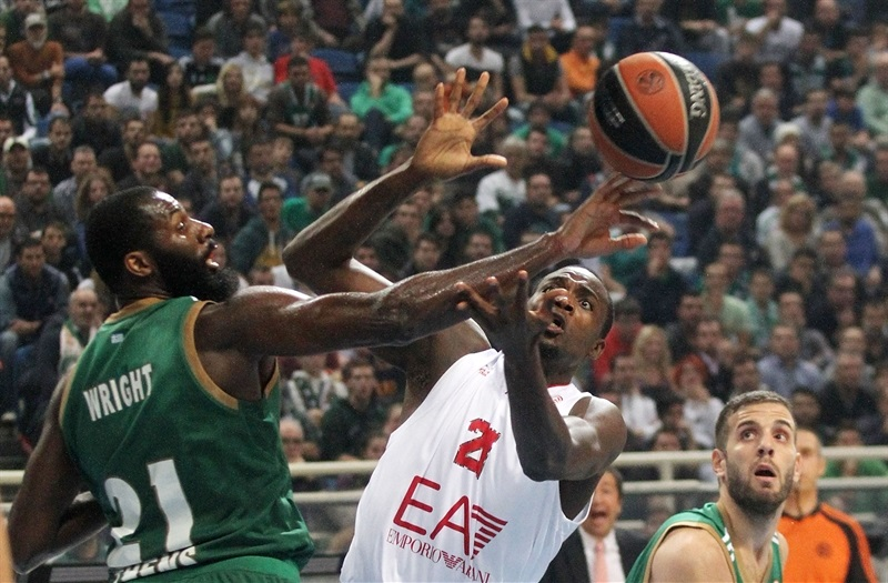 Julian Wright - Panathinaikos Athens - EB14