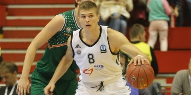 Anadolu Efes inks small forward Muric