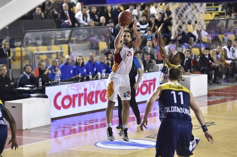 Rok Stipcevic - Virtus Rome - EC14 (photo Virtus Rome)