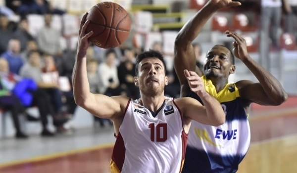 Reyer adds veteran guard D'Ercole
