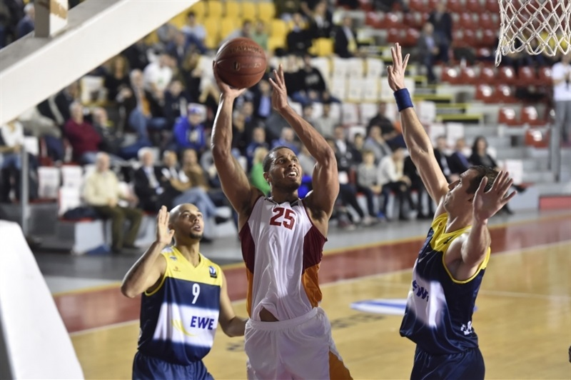 Jordan Morgan - Virtus Rome - EC14 (photo Virtus Rome)