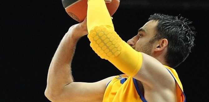 Popovic is Eurocup's three-point king
