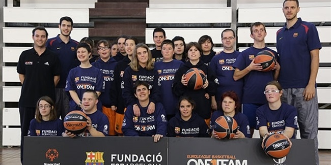 One Team partners with Boki Nachbar's Life is Basketball foundation for special event