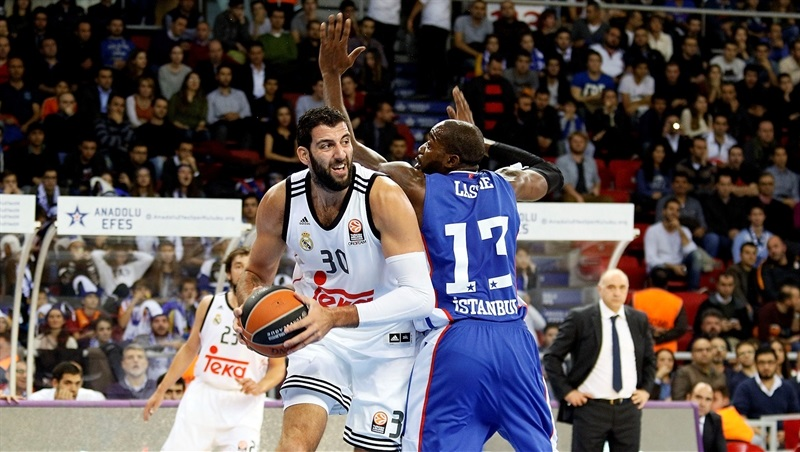 Ioannis Bourousis - Real Madrid - EB14
