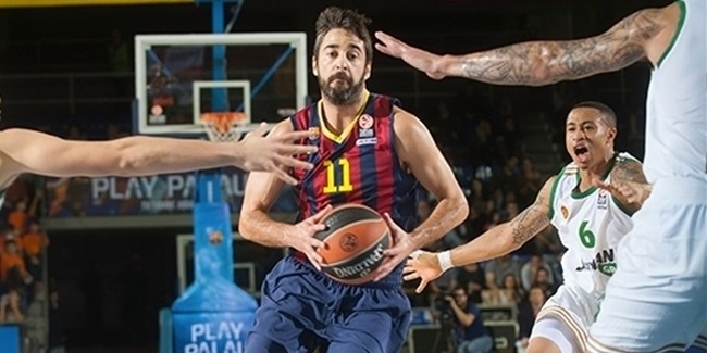 Barcelona: Scoring king Navarro out 6 weeks with muscle tear