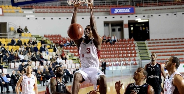 Melvin Ejim - Virtus Rome - EC14 (photo Virtus Rome)