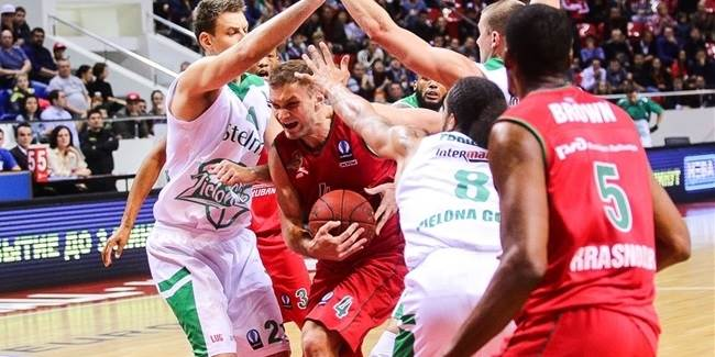 Nizhny brings in Eurocup winner Grigoryev